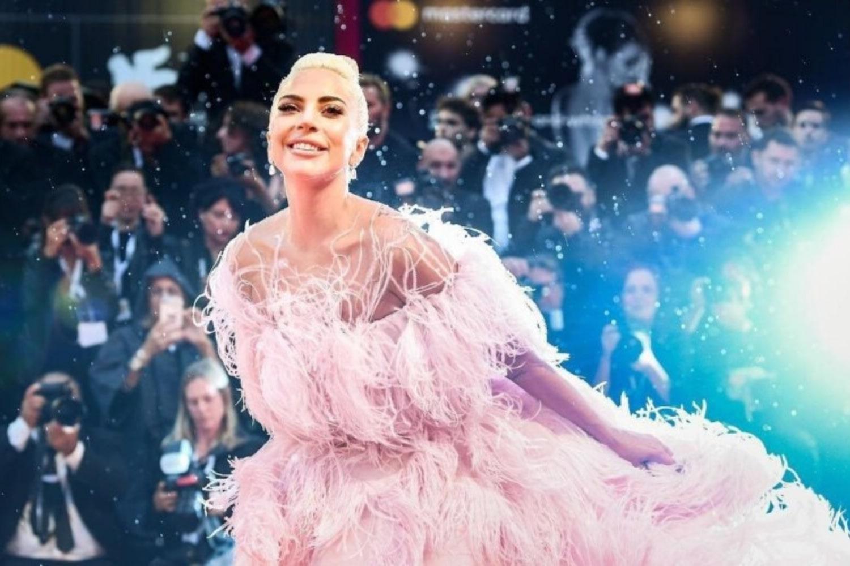 Sterke en inspirerende vrouw Lady Gaga