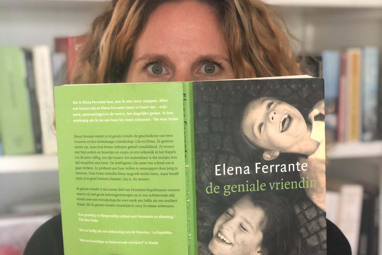 Elena ferrante, geniale vriendin