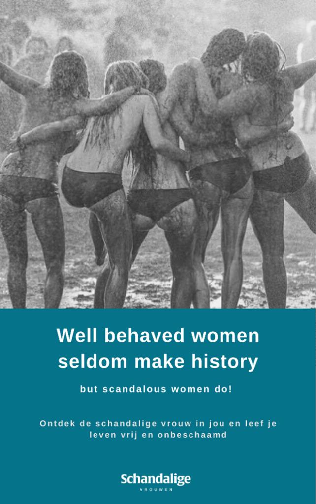 Vrouwen die geschiedenis schrijven
